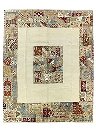 Bashian Rugs One-of-a-Kind Hand Knotted Paki Patchwork Rug, Multi, 8' 9