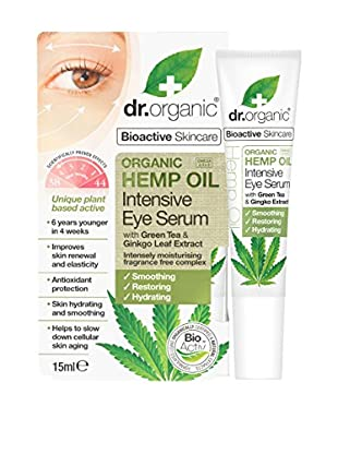 Dr Organic Siero Contorno Occhi Hemp Oil 15 ml