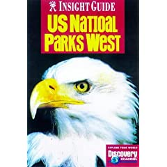 US National Parks West Insight Guide: West (Insight Guides)