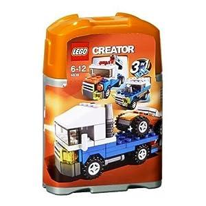 LEGOミニカー、車
