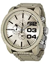 Diesel Chronograph Beige Dial Men's Watch - DZ4252
