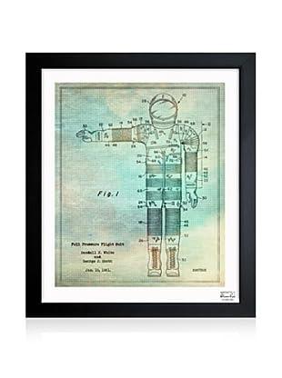 Oliver Gal Full Pressure Flight Suit, 1961