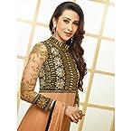 Karishma Kapoor Cream Colour Salwar Suit