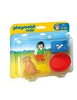 PLAYMOBIL Girl with Dog Set