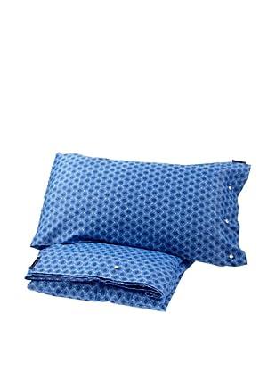 Lexington Company Juego Funda Nórdica Sateen (Azul)