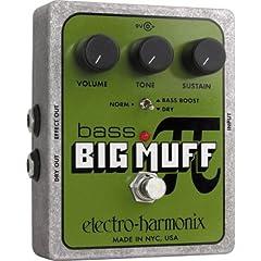 Electro Harmonix Bass Big Muff π