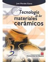 Tecnología de los materiales cerámicos: 1