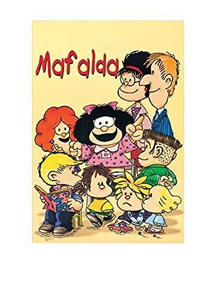 Artopweb Panel de Madera Mafalda