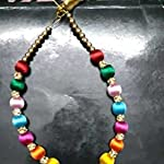 Silk thread multicolor Fashion Necklace