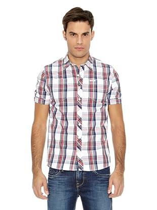 Pepe Jeans London Camisa Argon (Rojo)