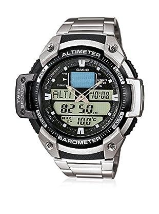 Casio Uhr mit japanischem Quarzuhrwerk SGW-400HD-1BVER 52 mm