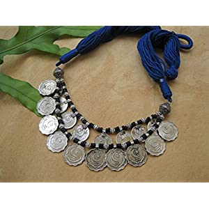 Dreamz Jewels Tribal Coin Necklace