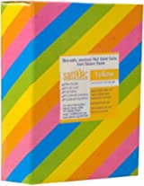 Sattvic Powder Non-Toxic Silky Holi Gulal Color (1 kg, Yellow)