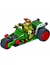 Carrera Of America Teenage Mutant Ninja Turtles Raphael's Trike Slot Car, 1:43 Scale