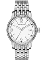 Burberry The Utilitarian Stainless Steel Mens Watch Bu7838