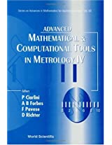 Advanced Mathematical and Computational Tools in Metrology: v. 4 (Series on Advances in Mathematics for Applied Sciences)