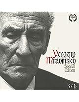 Yevgeny Mravinsky Special Ed [Yevgeny Mravinsky, Leningrad Philharmonic Orchestra] [MELODIYA: MELCD 1002295]
