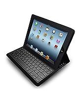 Adesso Compagno Air Bluetooth 3.0 Scissor-Switch Keyboard and Folio Case For iPad Air (WKB-1020DB)