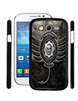 Fuson 2D Printed Raptor Designer Back Case Cover for Samsung galaxy Grand Neo - D1114