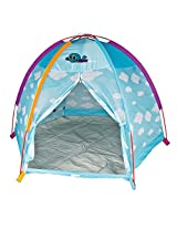 "Pacific Play Tents Come Fly with Me Dome Tent, 72"" x 60"" x 49"" High"