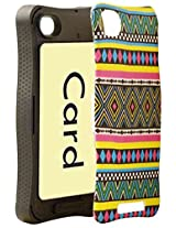 Cell Armor iPhone 4/4s PIcardie Protective Cover - Retail Packaging - Tribal Design 2