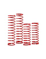 Racers Edge TU0231 Medium Spring Set F and R (4) RTR for Racers Edge 2WD Vehicles
