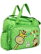 Fisher Price Diaper Bag - Peek A Boo - Green