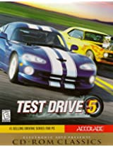 Test Drive 5 - PC