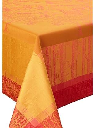 Garnier-Thiebaut La Floret Table Cloth (Eté Indien)