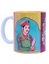 Bejewelled Raja Ceramic Mug