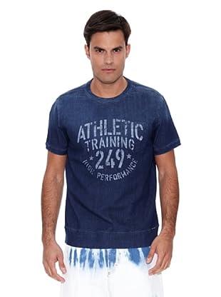 Dolce&Gabbana Camiseta Steele (Azul Denim)
