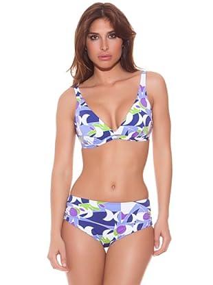 Ana Durán Bikini Royal (Púrpura)
