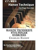 Hanon Technique Five-finger Exercises