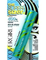Covergirl Lash Blast The Super Sizer Mascara, 805 Black (Pack Of 2)