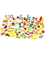 105 Pieces, Innovative & Colorful Food Set