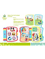 Winfun Disney Tiny Tots Fun Book, Multi Color