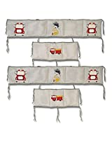 Patch Magic Fire Truck Bumper Cover