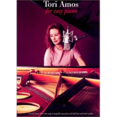 Tori Amos: For Easy Piano