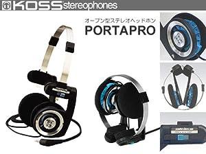 TEAC KOSS オープンタイプヘッドフォン KOSS PORTA PRO1