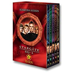 Stargate Sg-1 Season 4 [DVD] [Import]