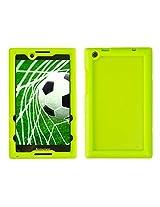 Bobj for Lenovo Tab 2 A8-50, A8-50F - BobjGear Protective Tablet Cover (Gotcha Green)