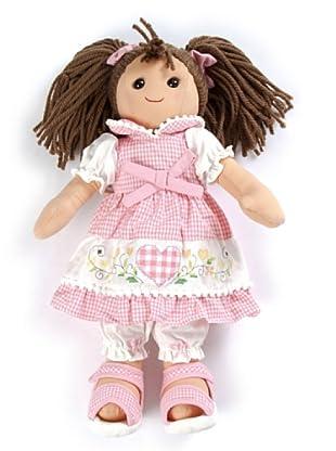 My Doll Muñeca Blanca 42 cm rosa