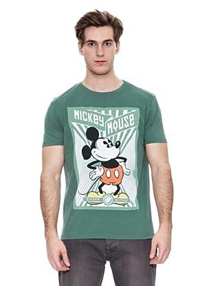 Springfield Camiseta Lc Disney 3 (Verde)