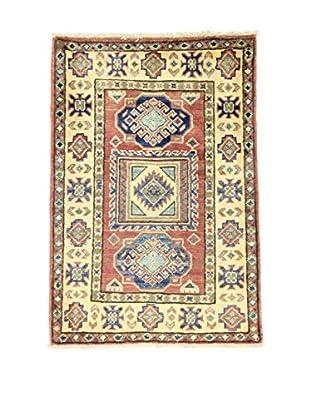 Eden Teppich   Uzebekistan 61X88 mehrfarbig