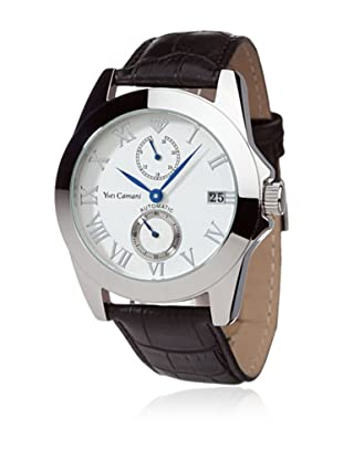 Yves Camani Reloj Maxime Negro / Plata