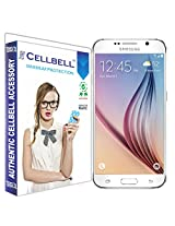 Cellbell Tempered Glass for Samsung S6