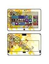 Decalrus - Matte Protective Decal Skin skins Sticker for Dell Latitude 10 Tablet with 10.1 screen (IMPORTANT: Must view IDENTIFY image for correct model) case cover Latitude10-133