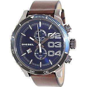 Diesel End-of-season  Chronograph Blue Dial Men's Watch - DZ4312