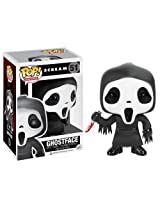 FUNKO POP! HORROR MOVIES: SCREAM - GHOSTFACE