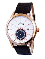 A Avon Formal Analog White Dial Men's Watch - 1001996